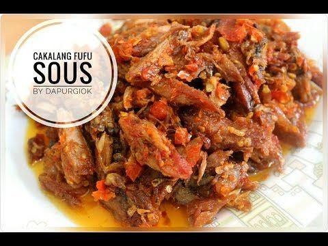 Cakalang Sous Resep Dan Cara Membuat Ikan Cakalang Fufu Sous Khas Manado Youtube Makanan Dan Minuman Resep Masakan