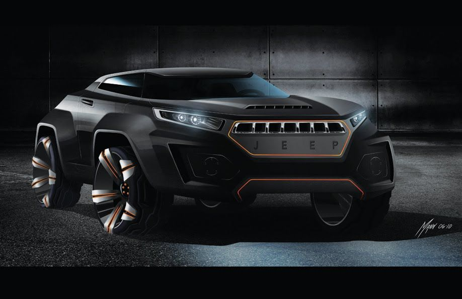Jeep Concept Httpknowledgepagesorgcoolcars Vehicles I Love - We love cool cars