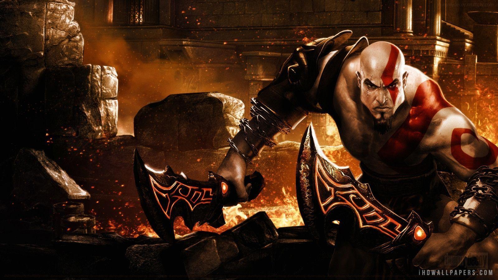Kratos Wallpapers Hd Wallpaper Kratos God Of War God Of War Kratos God Of War Wallpapers