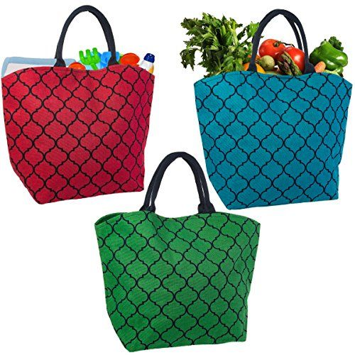 Canvas Reusable Shopping Bags For Sale Ebay