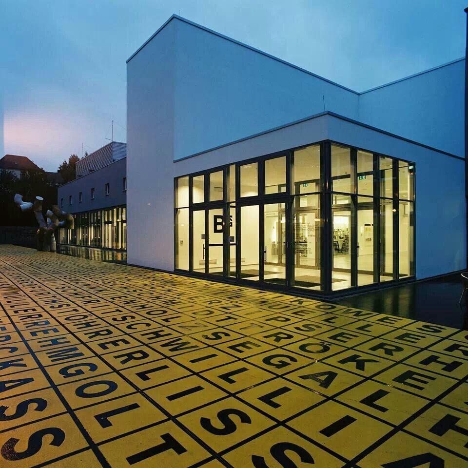 Museum Fur Moderne Kunst Berlin Berlin Gallery Museum Architecture Museum Of Modern Art