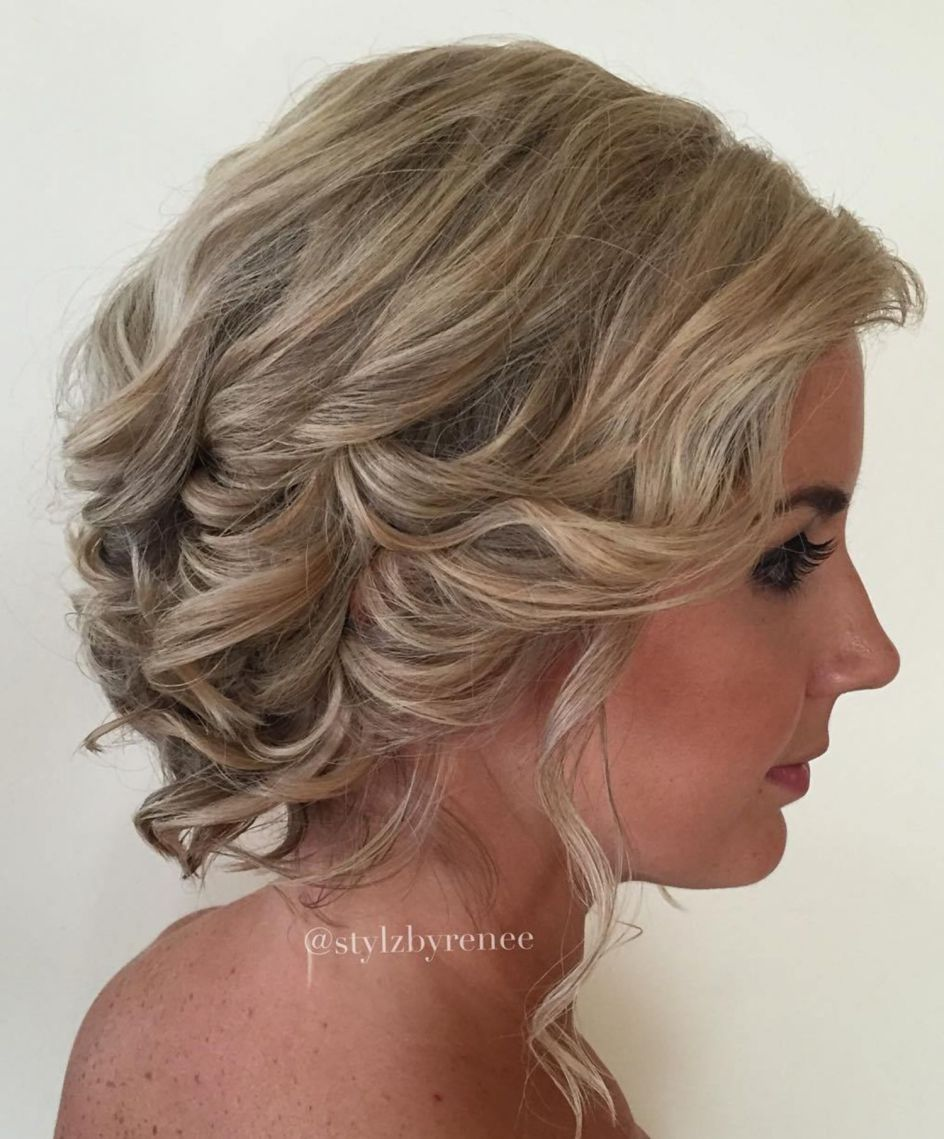 """18 Best Short Wedding Hairstyles That Make You Say """"Wow""""   Short ..."""