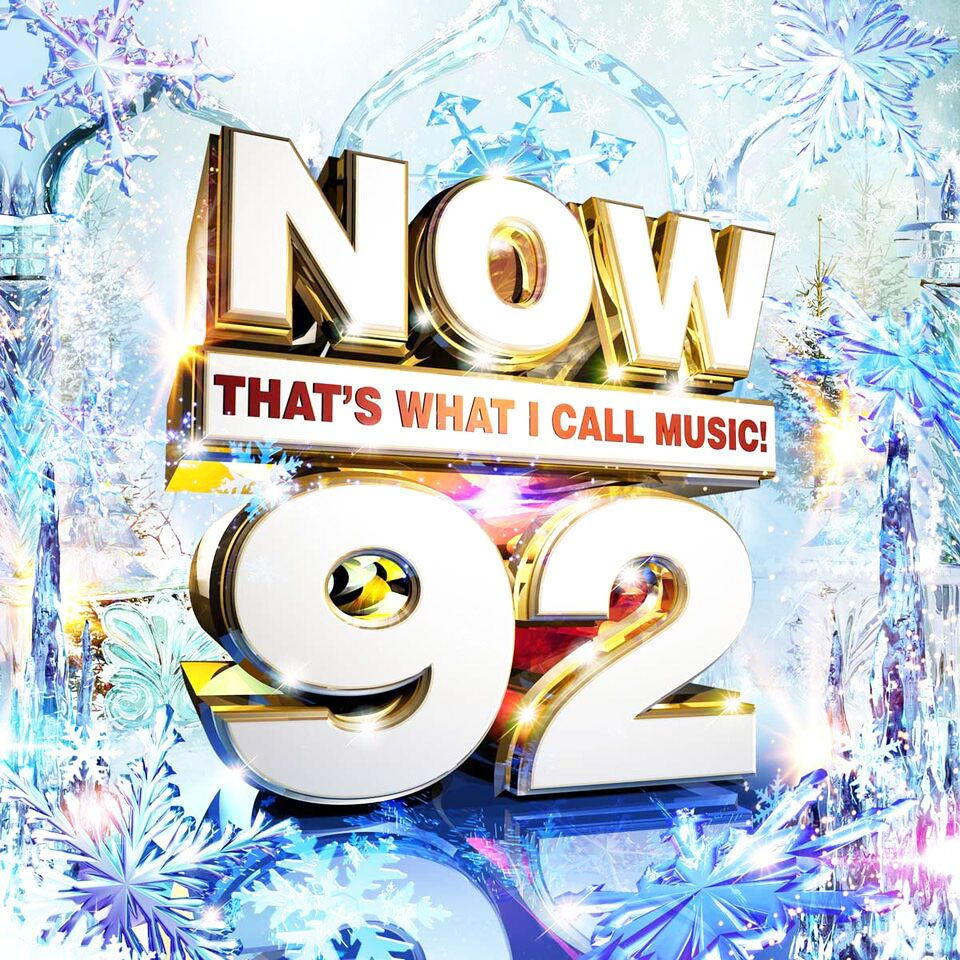 Various Artists - Now That\'s What I Call Music! 92 | Music | Pinterest
