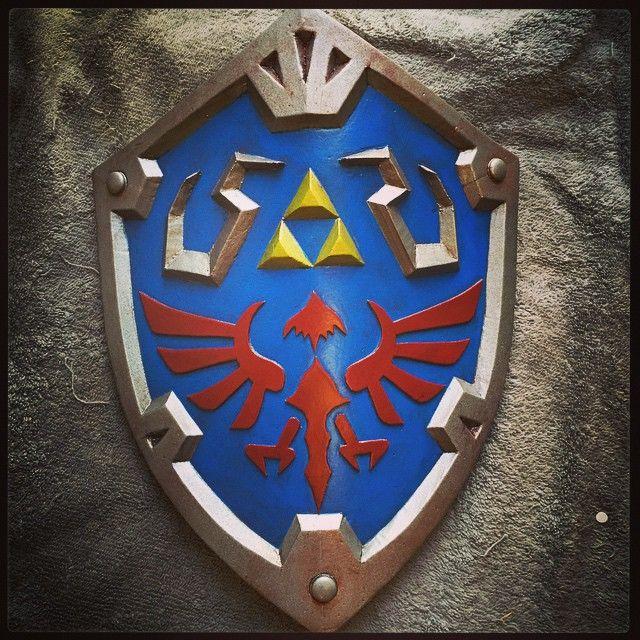 The Legend of Zelda Cosplay Shield Sword Kid Adult Halloween Cos Props Kid Toy