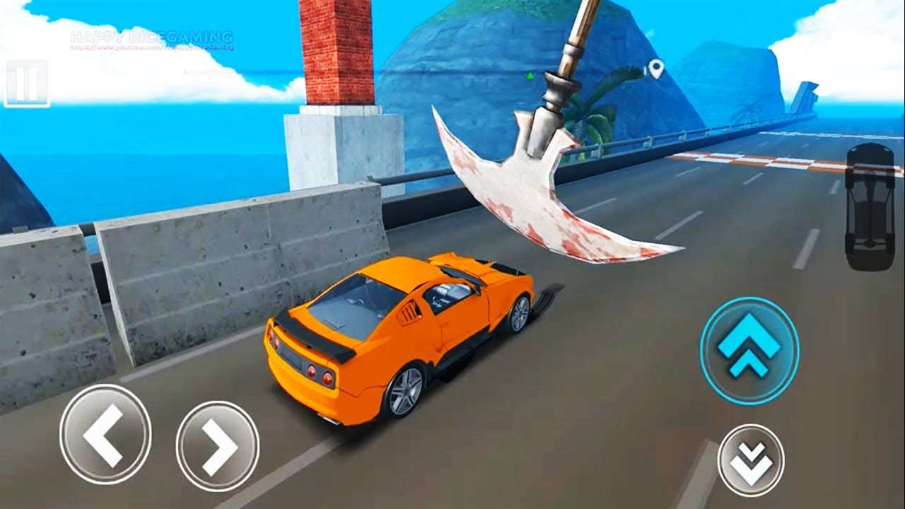 Impossible Track Speed Bump New Car Driving Games Car Racing Android In 2020 Car Games Driving Games New Cars