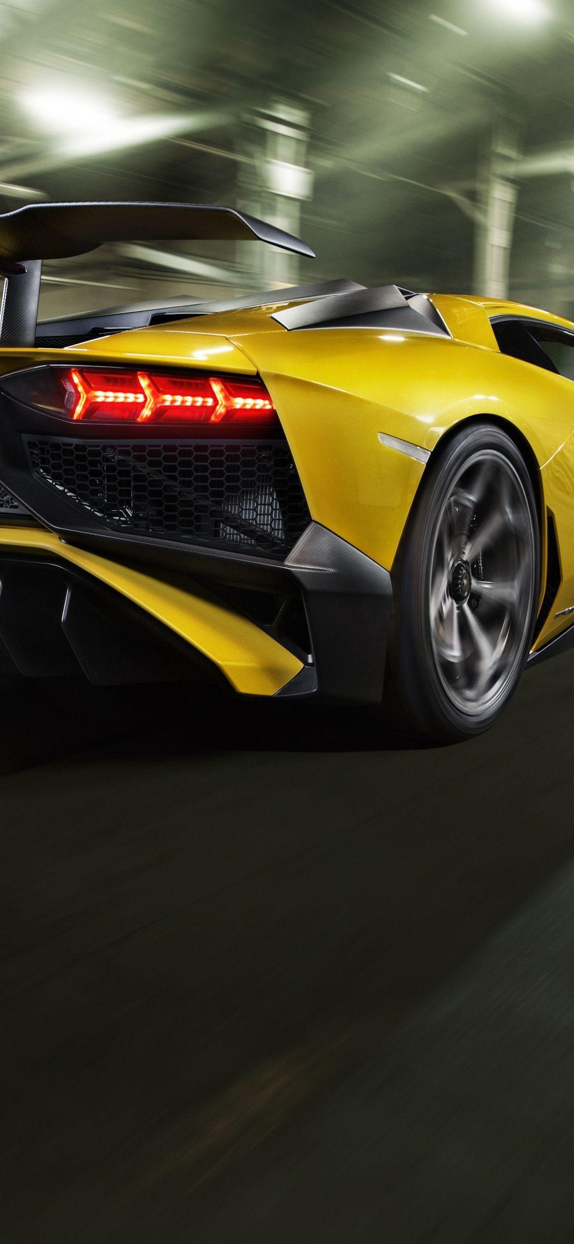 Desktophdwallpaper Org Lamborghini Blue Lamborghini Lamborghini Aventador