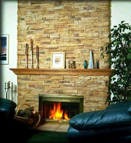 Cultured Stone Fireplaces | click image to enlarge cultured stone ...