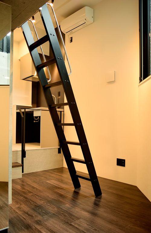 集森 はしご