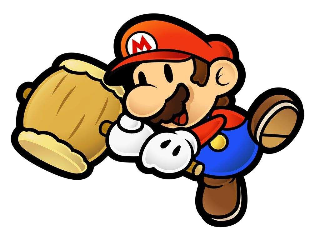 Paper Mario Video Games Amino Super Mario Art Peach Mario Paper Mario