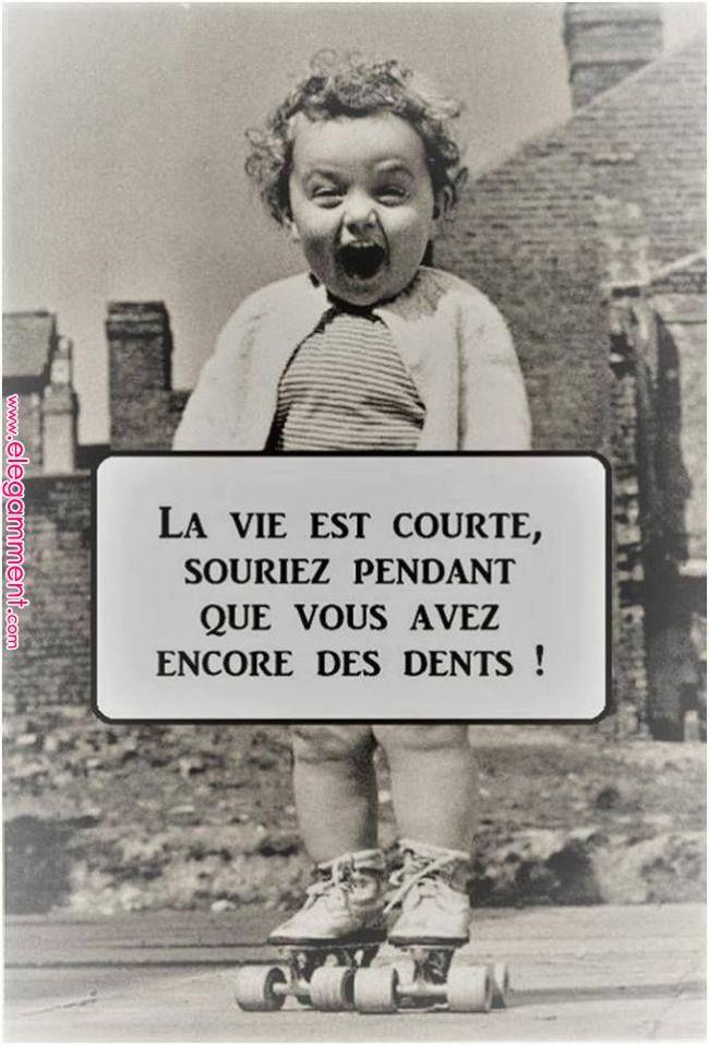 Ne soyez pas trop sévère ... Souriez à pleines dents... | Sourire-Rire-Joie  | Pinterest | Quotes, Quote citation and Humor | Proverbes et citations,  Paroles inspirantes, Citation sourire
