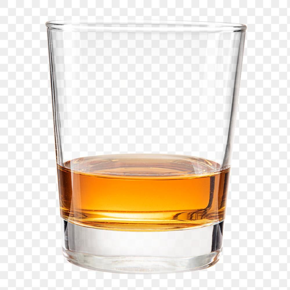 Whiskey Mockup In A Glass Png Free Image By Rawpixel Com Tong Glass Png Alcoholic Drinks