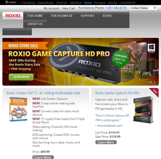 Take Extra 20 Off On Roxio Copy Convert 5 At Version Only