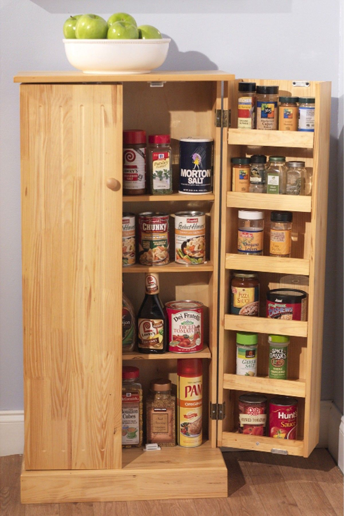 Utility Pantry Cupboard Perfect For Cans And Es