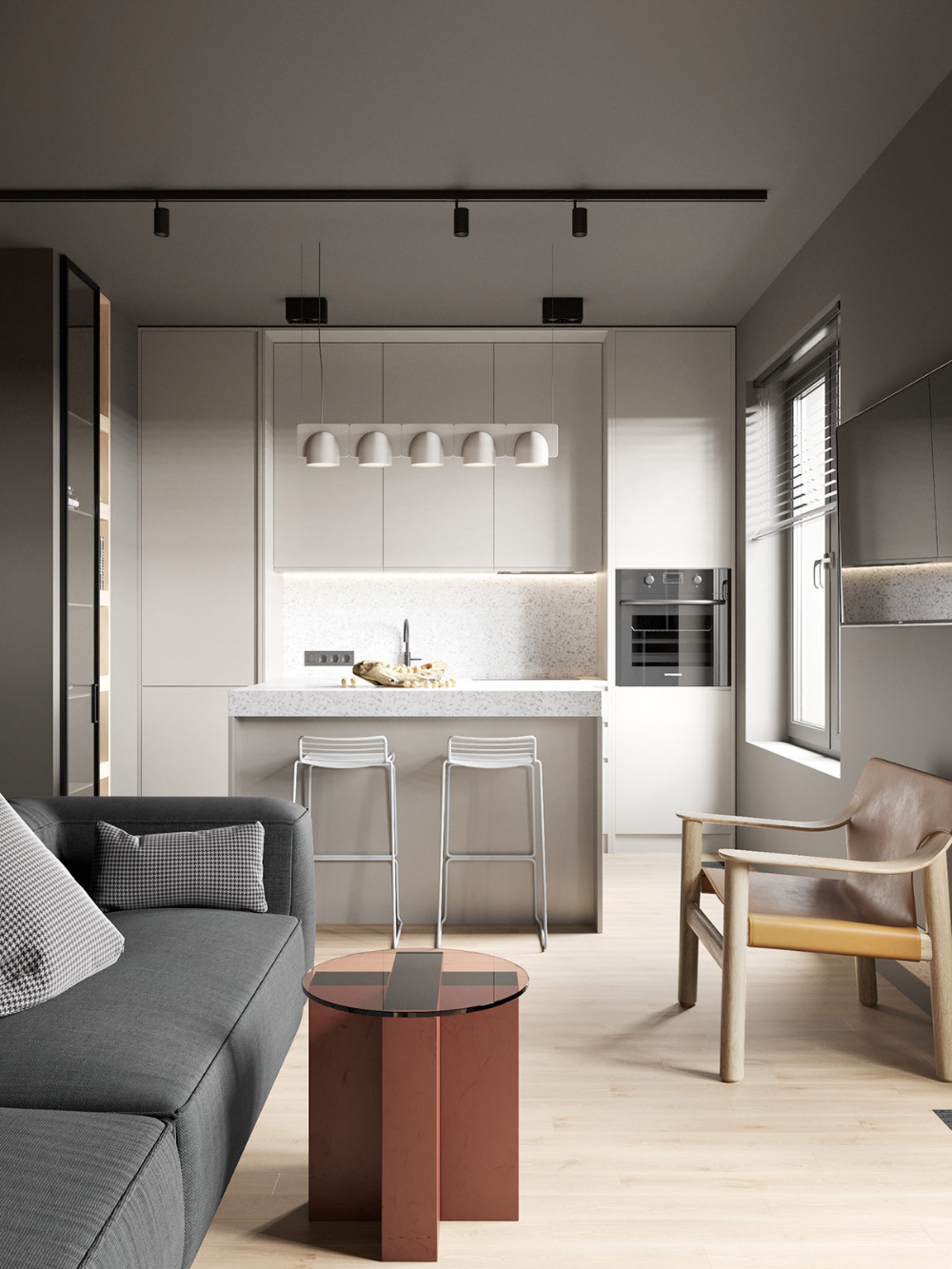 Creating Comfortable Living Spaces in a Modern Minimalist ...