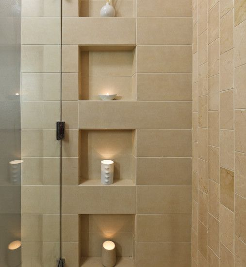 Shower Niche Design, Pictures, Remodel, Decor and Ideas - page 3 ...