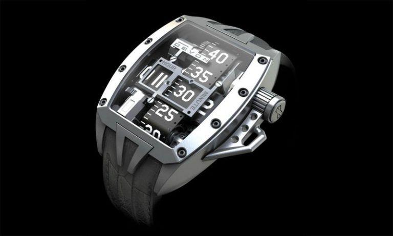 Treading on time… Devon Tread 1 #monochromewatches