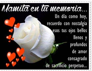 Mensajes Para Una Madre Muerta Que Esta En El Cielo En Memoria De