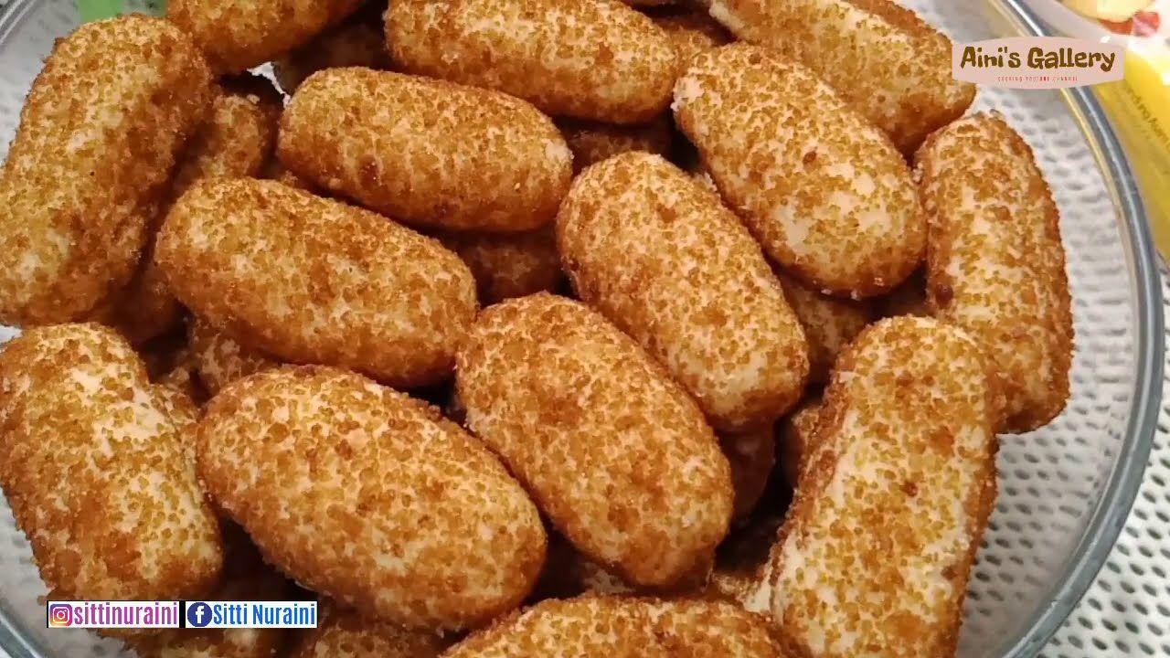 Palm Sugar Cookies Gula Aren Biskuit Gula Kue Kering