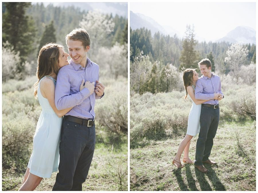 Megan and Samuel. Engagement Session. » Jessica White Photography