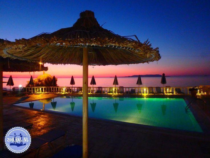 Sonne Meer und Strandurlaub Griechenland: Von einem Tag am Strand, eine Bootsfah