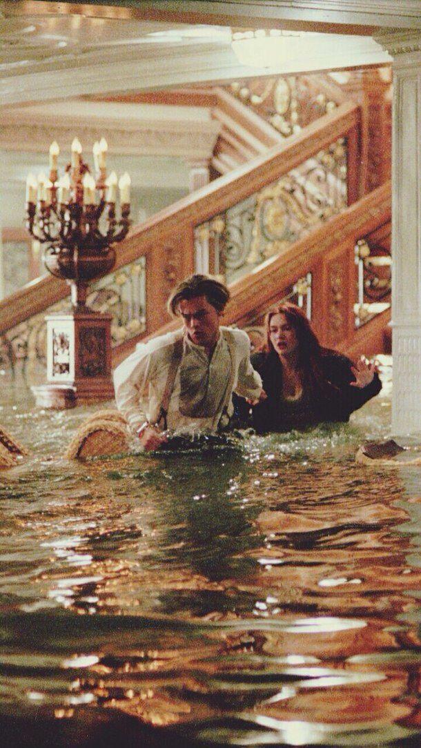 Still Of Titanic Aesthetic Pastel Wallpaper Aesthetic