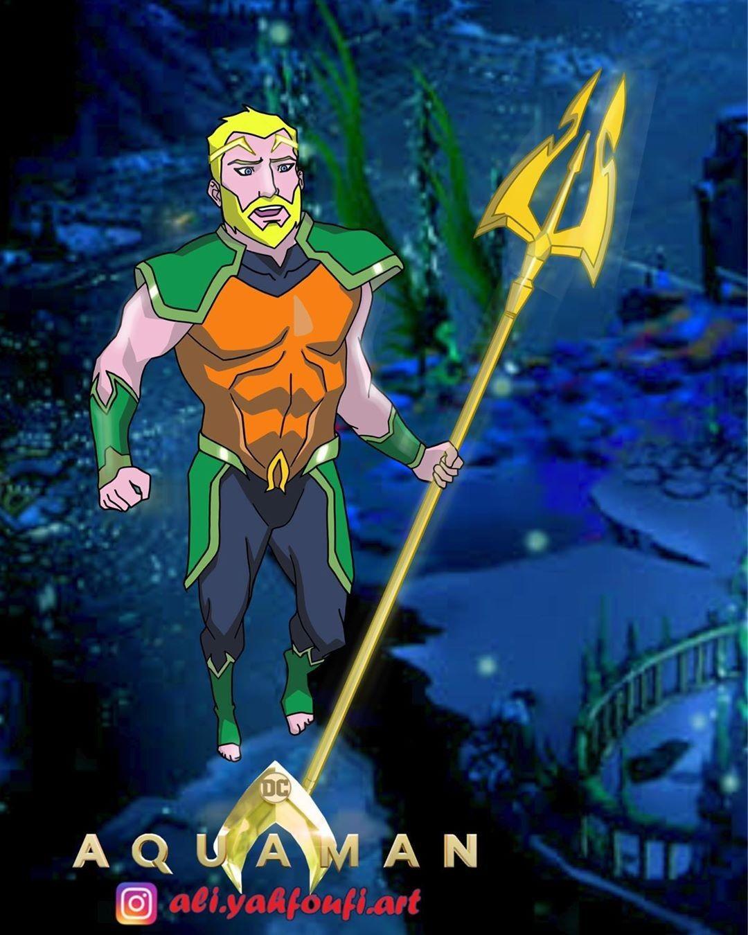 Pin By Jesus Enriquez On Atlantians Male Body Art Young Justice Season 3 Superhero