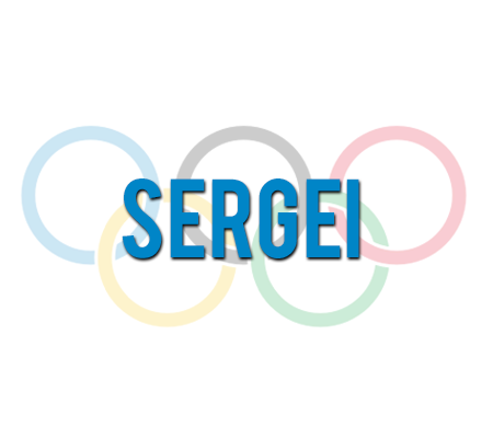 SERGEI: An Olympic Parade of Baby Names | Disney Baby