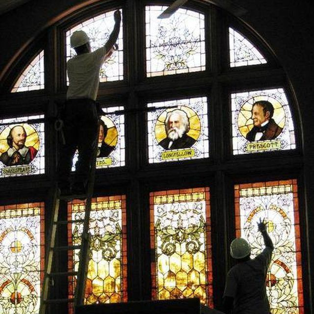 How To Remove Stained Glass Paint From Windows Removing Stained