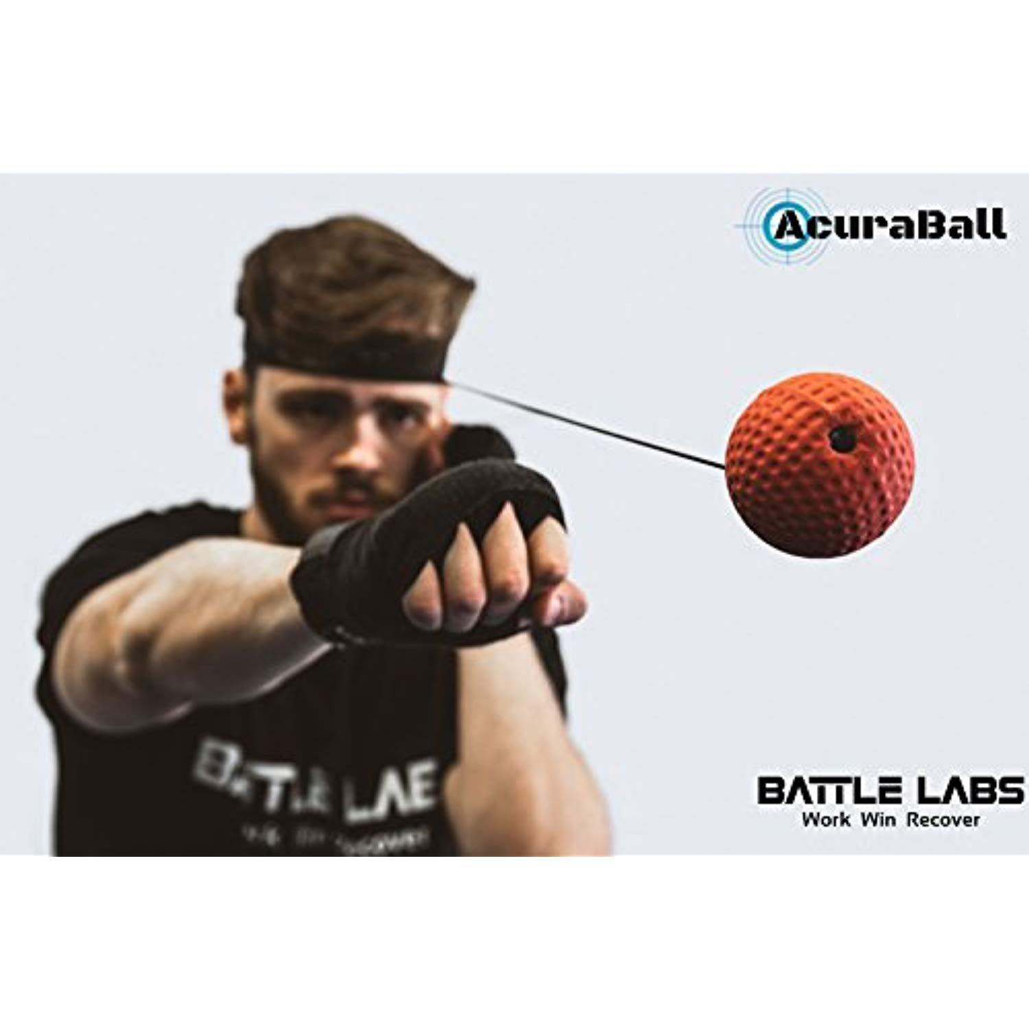 AcuraBall Boxing Reflex Ball For Boxing, MMA and Muay