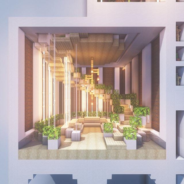 Minecraft Bedroom Ideas Aesthetic
