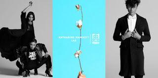 Fashion Beauty Express: キャサリン・ハムネット ラボ(KATHARINE HAMNETT LAB)×伊勢谷友介、エシカル商品...