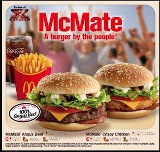 Mcmats Food Fast Food Burger