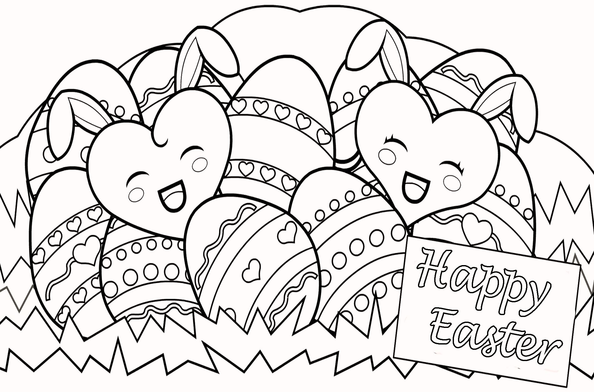 Pin by Tri Putri on Religious Easter Coloring Pages Pinterest