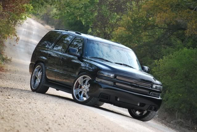 Can we get some NBS SUV performance truck pics? - Page 5
