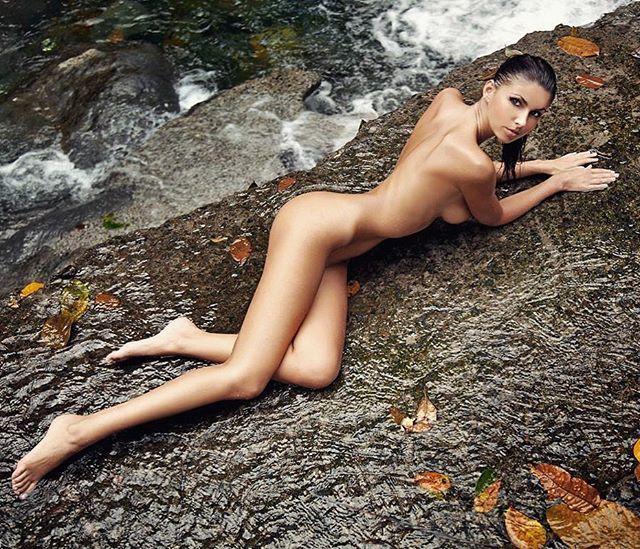 She Coco from kandy rain naked lyk