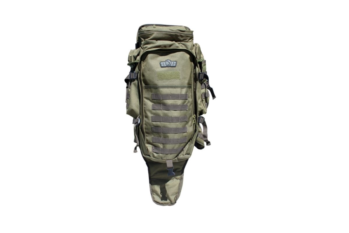 GXG Tactical Backpack w/ Gun Storage and Hydration OD | Airsoft Megastore