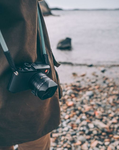 travelist | Camera strap by Cooph