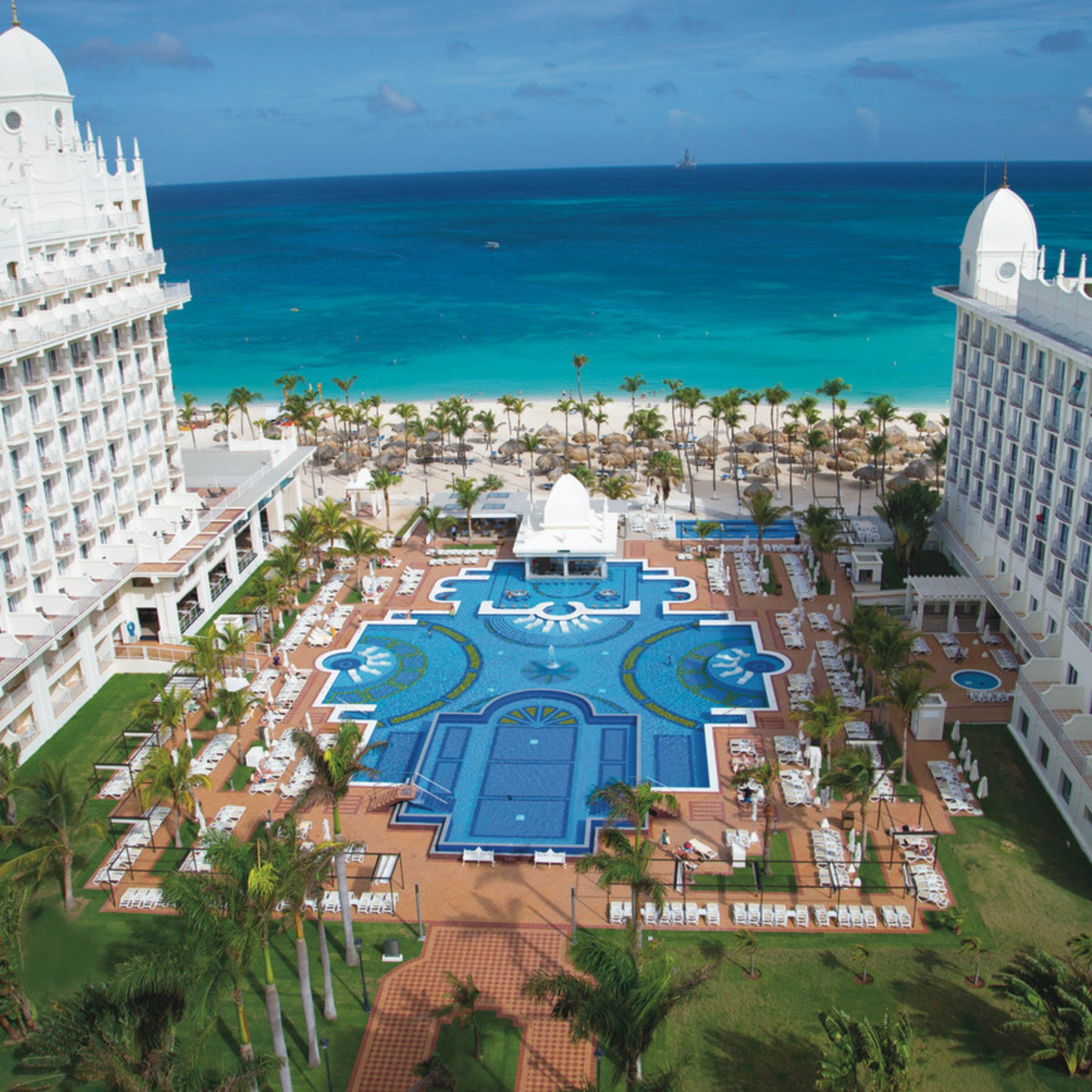 All Inclusive Beachfront Hotels In Palm
