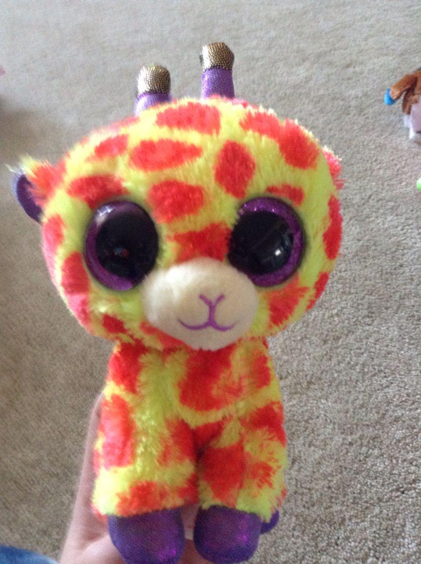 Darci the Giraffe