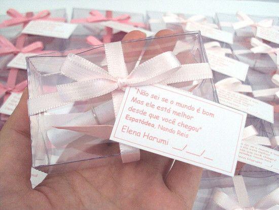 ímã decorativo || tsuru com caixinha pet * baby - Sakura Origami & Acessórios