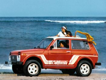 "Lada Niva ""California"" '1981–82"