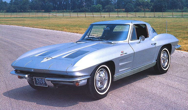 1963 corvette stingray chevrolet corvette sting ray split window rh pinterest com