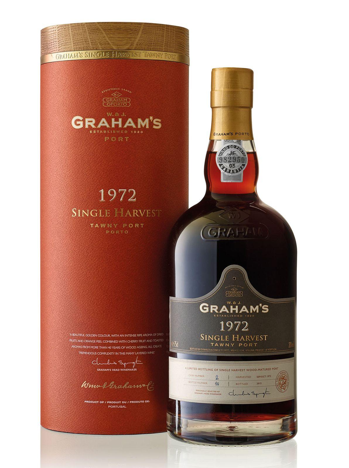Colheitas Wood Aged Ports Wines Graham S Brandy Bottle Rum Bottle Whisky Bottle