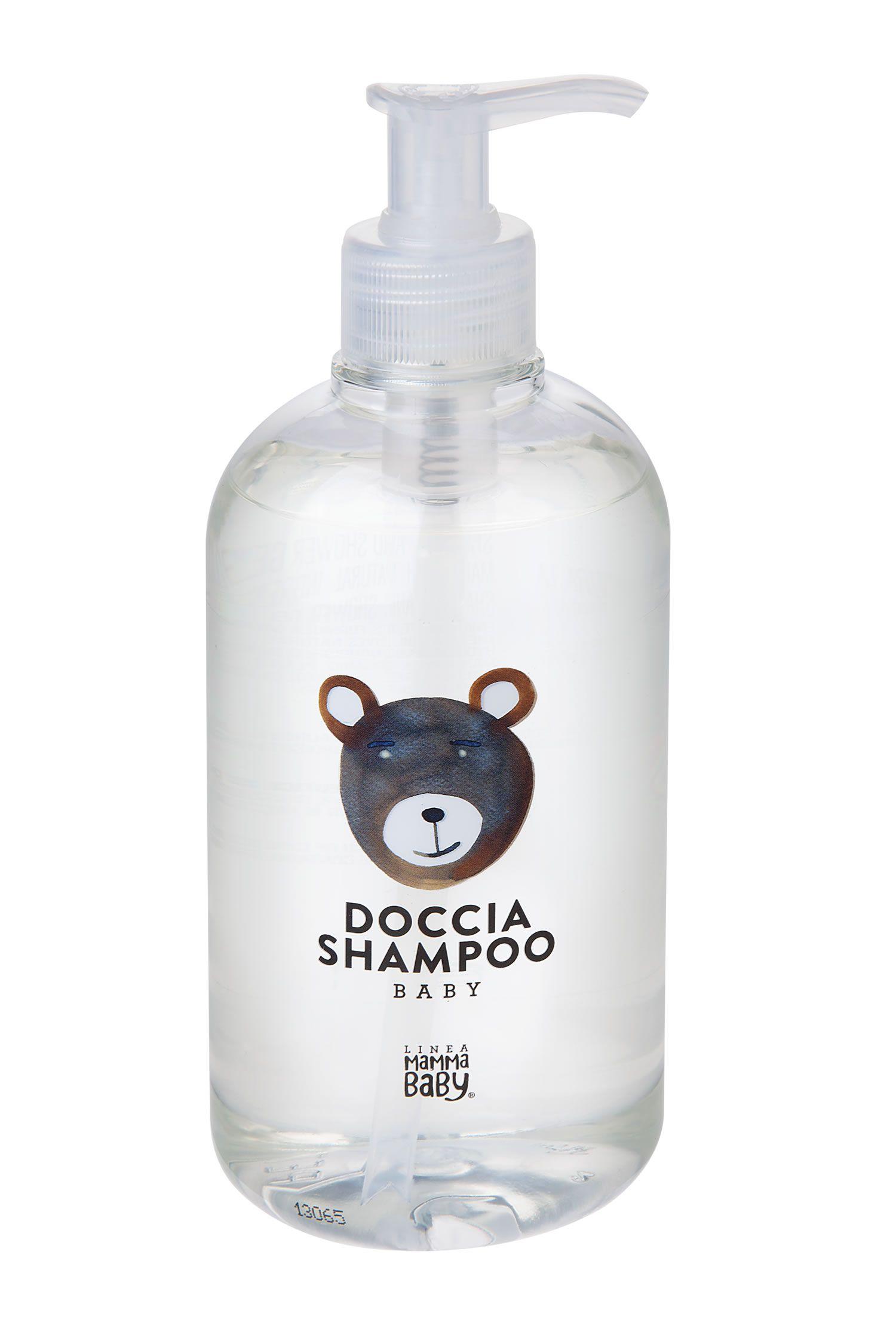 Doccia Shampoo Baby Shower Shampoo Baby Character The Bear
