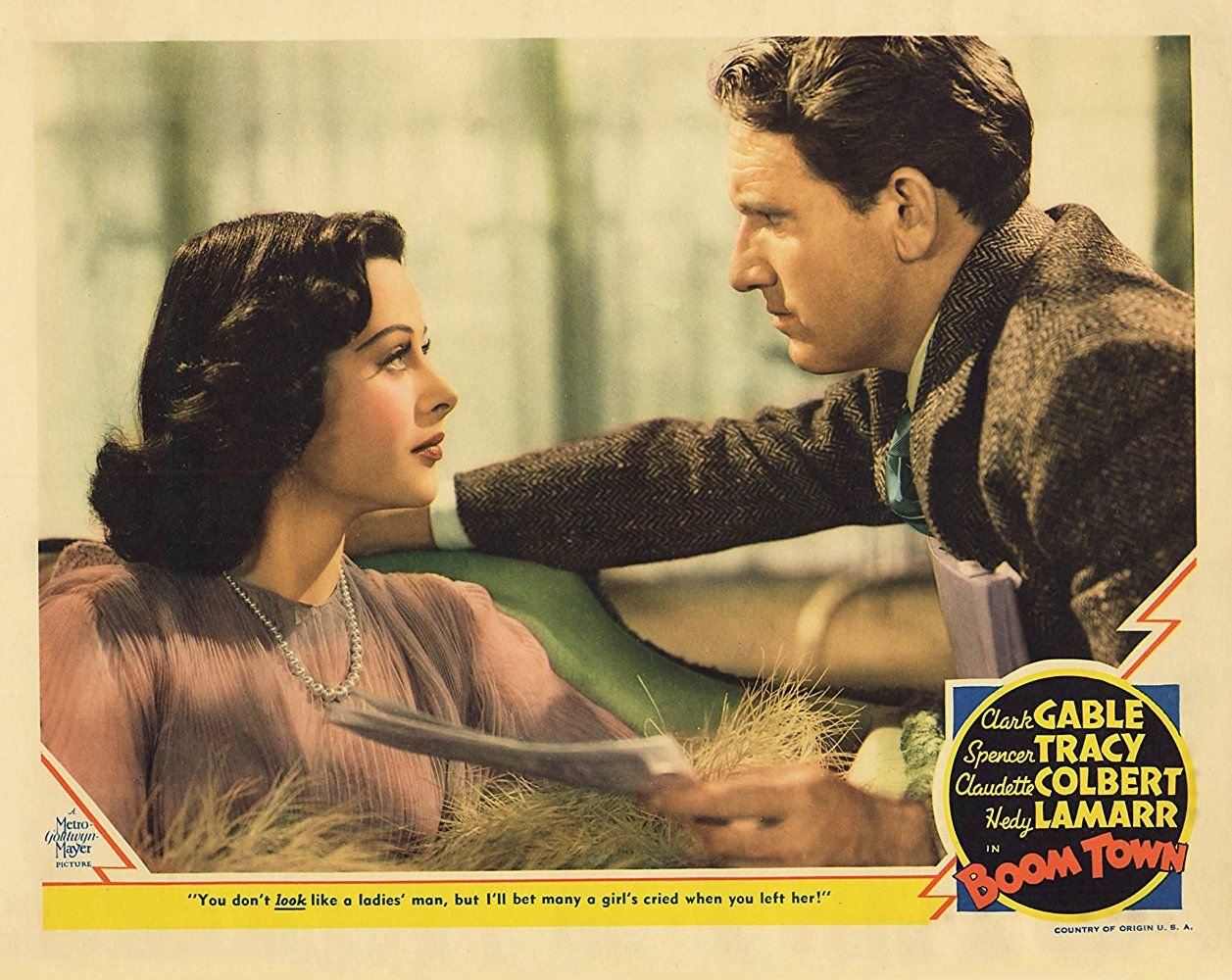 Samson And Delilah Victor Matire Hedy Lamarr