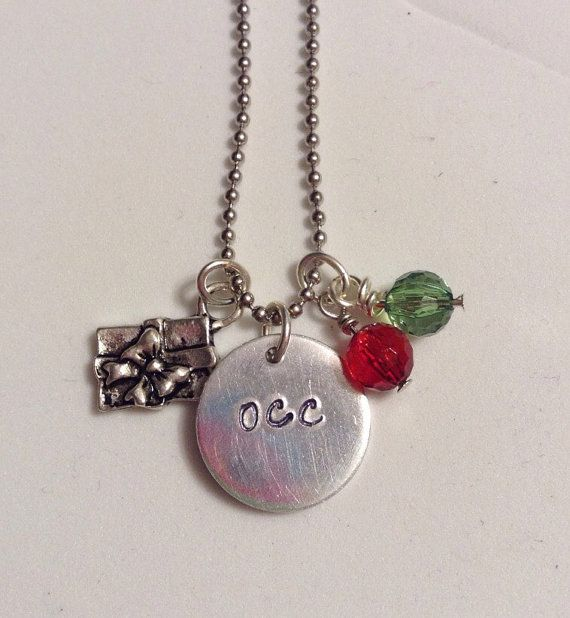 Operation Christmas child necklace 20% goes to OCC by ddbrown83