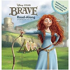 Brave Read-Along Storybook and CD  Even Disney has gotten on the Scottish kick!!!