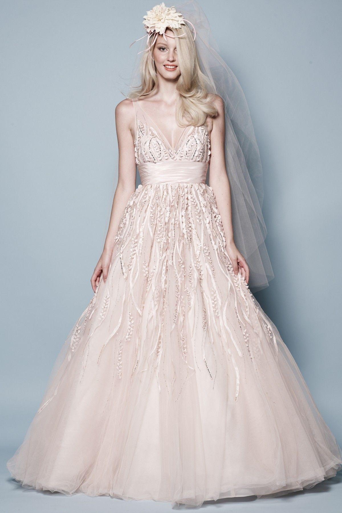 Watters Bridals Soledad Gown style 3092b - https://blog.oncewedding ...