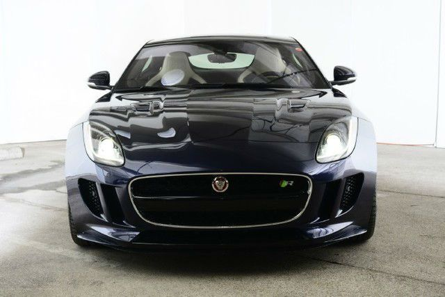 2017 Jaguar F-Type R Facelift