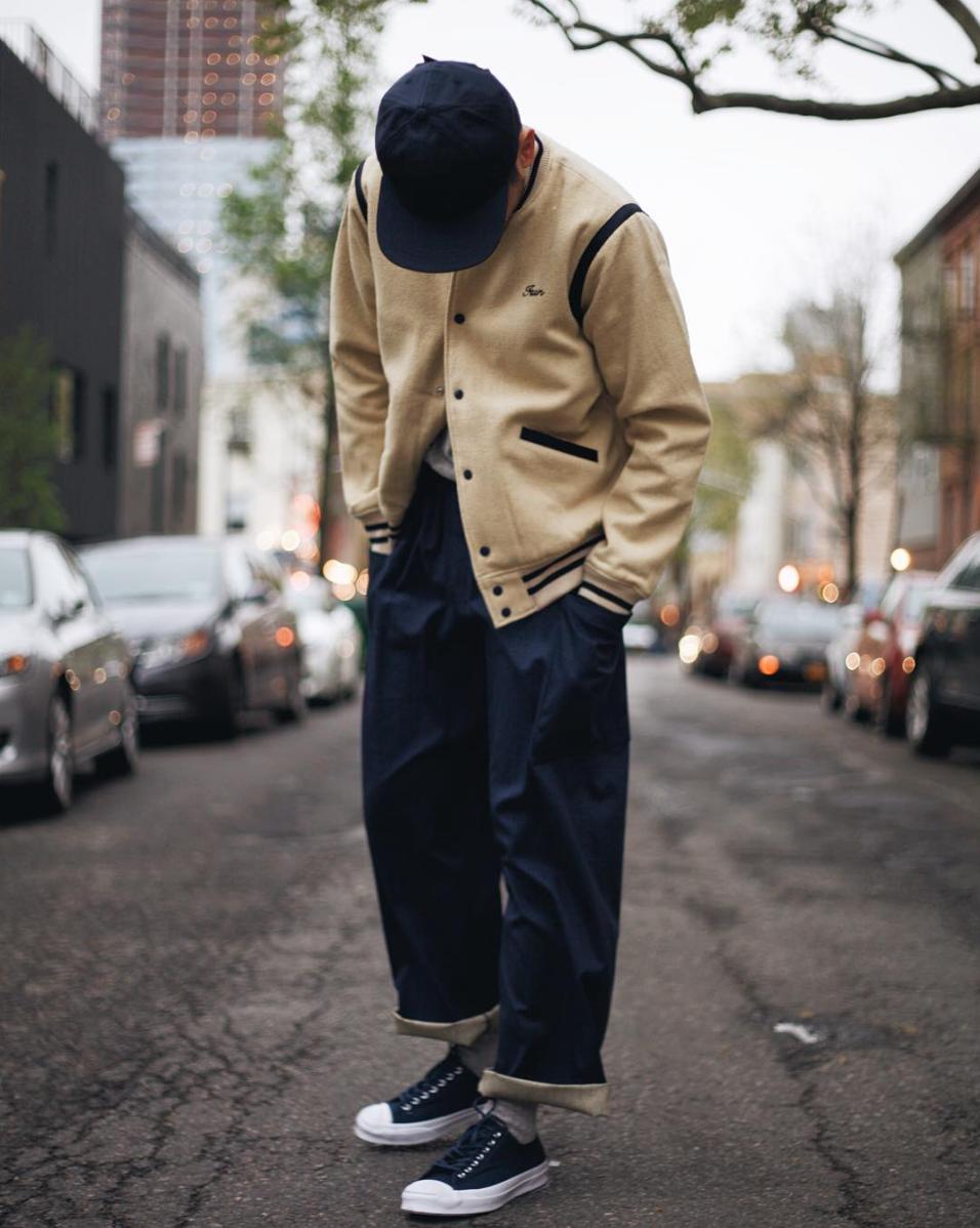 ESSENTIALS GUIDE TO STREETWEAR : streetwear